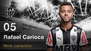 Rafael Carioca | Best Skills & Passes | Atletico Mineiro | HD 720p