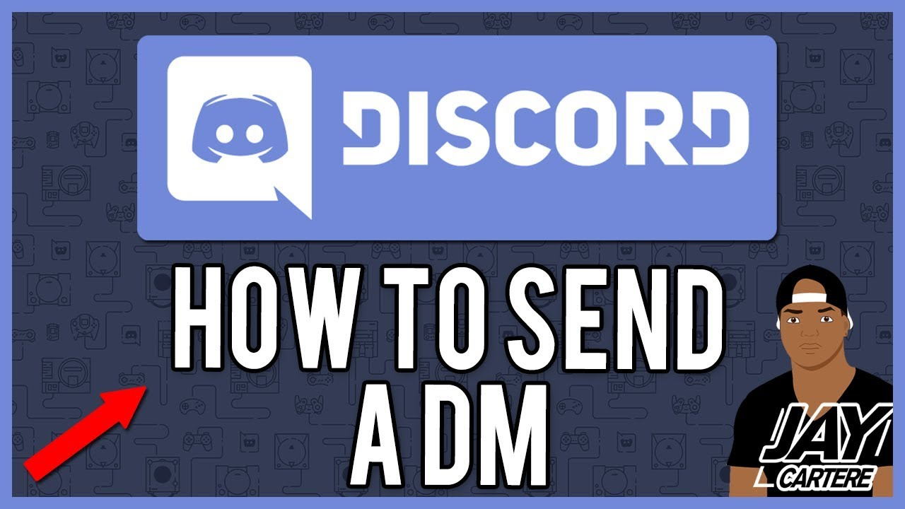 How To Send A DM On Discord (Direct Message) - Desktop & Mobile - Discord  Tutorial