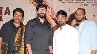 Chanakya Press Meet | Gopichand, Mehreen, Zareen Khan | Thiru | AK Entertainments