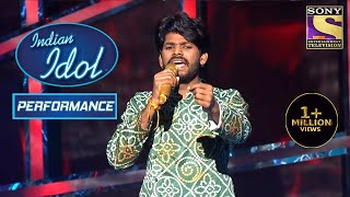 Sawai ने 'Lambi Judai' पे दिया एक Soulful Performance! | Indian Idol Season 12