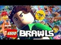 The Super Smash Bros Of iOS! Lego Brawls! Apple Arcade review