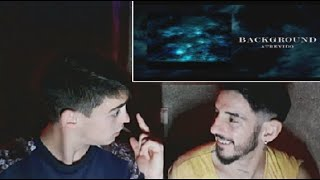 Trueno - BACKGROUND   Atrevido (Reacción)