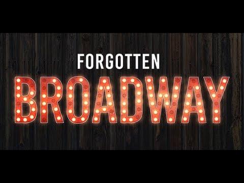 """Forgotten Broadway"" @ OLGC - 4/21/18."