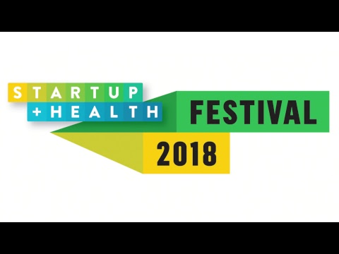 2018 StartUp Health Festival - Monday, January 8th