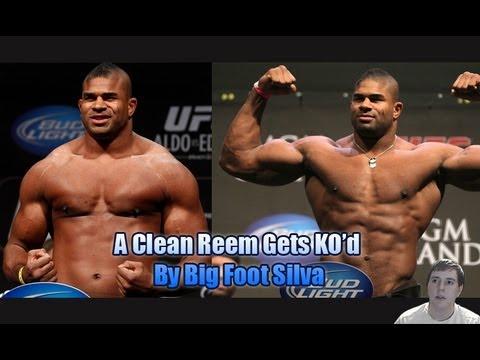 ufc 156 steroids