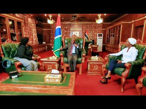 Gambia: VP Ousainou Darboe - Kerr Fatou Full Interview