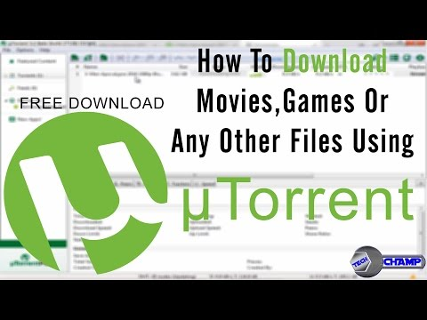 How To Download Movies Using uTorrent |...