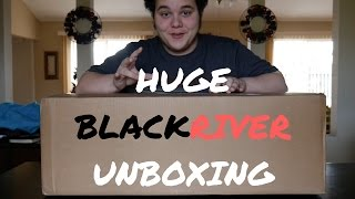 HUGE BLACKRIVER RAMPS CHRISTMAS UNBOXING!!!