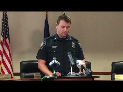 Whitehall Township police officer shot