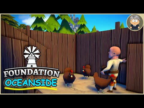 Cooped Up 🌴 Oceanside - Foundation Gameplay - #29