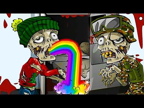 ЗОМБИ ПИТОМЕЦ #2 видео для детей в игре Zombie Gotchi вырасти своего любимого ЗОМБИ от FGTV