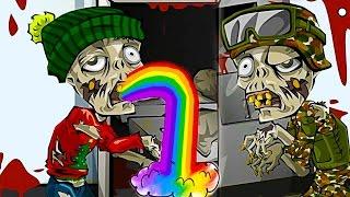- ЗОМБИ ПИТОМЕЦ 2 видео для детей в игре Zombie Gotchi вырасти своего любимого ЗОМБИ от FGTV