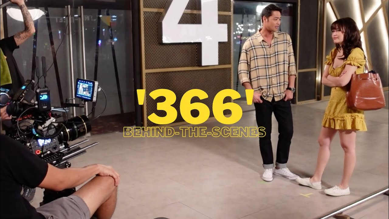 """The making of """"366"""""""