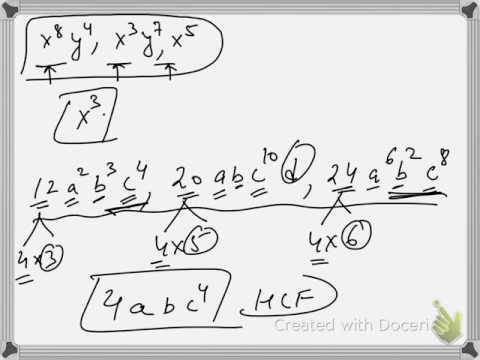 NUMBER SYSTEM - HCF & LCM - PART 79