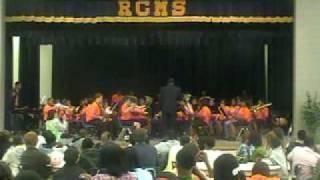 Albany High GA Symphonic Band 2010:Spania