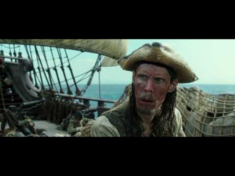 Piráti z Karibiku: Salazarova pomsta - nová ukázka (dabing)