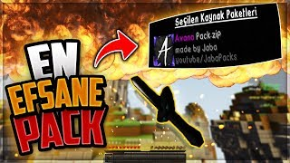 PVP OYNATTIRAN TEXTURE PACK - MİNECRAFT SKYWARS