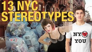 13 Common NYC MYTHS and STEREOTYPES... Are They True ? ?