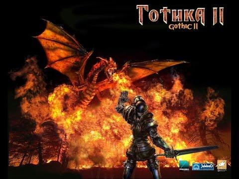 Готика 2.0 Возвращение(Gothic 2 Returning 2.0) Путь Солдата/прохождение Ополченцем #7