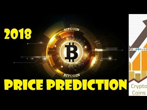Bitcoin Btc Price Prediction For 2018 Is It A Bubble Youtube