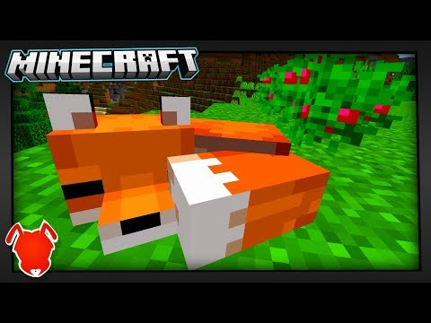 MINECRAFT. FOXES. YES! thumbnail