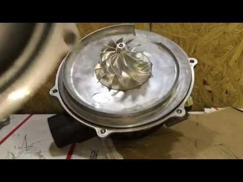 6.6 duramax 6.0 Powerstroke Turbo Rebuild