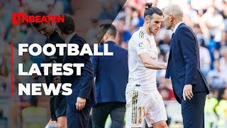 Football News Today [31 October 2019] | Zidane backs Bale