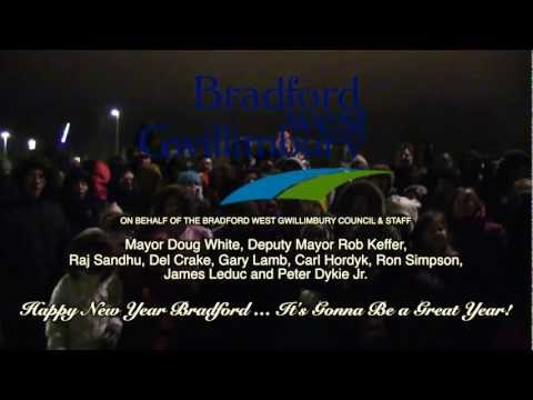 BRADFORD WEST GWILLIMBURY - First Night Celebration