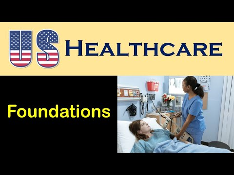 Foundation of U.S. Health Care Delivery
