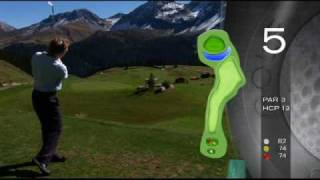 The Most Amazing Golf Courses of the World: Arosa, Switzerland (Tips From The Pros)