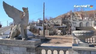 Ремонт и реконструкция Митридатской лестницы в Керчи затянется до 2019 года