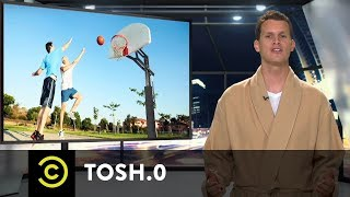 Tosh.0 - 30 for 30.0 - Nerf Hoops - Uncensored