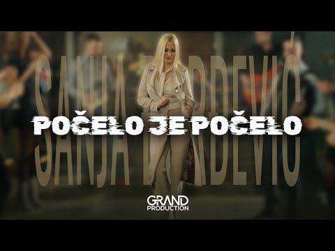 Sanja Djordjevic - Pocelo je pocelo - Official Video (2016)