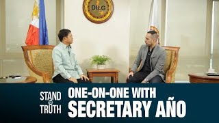 Stand For Truth: One-on-one kay Sec. Año, panoorin!