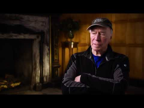 "All The Money In The World || Christopher Plummer - ""J. Paul Getty"" Soundbites 