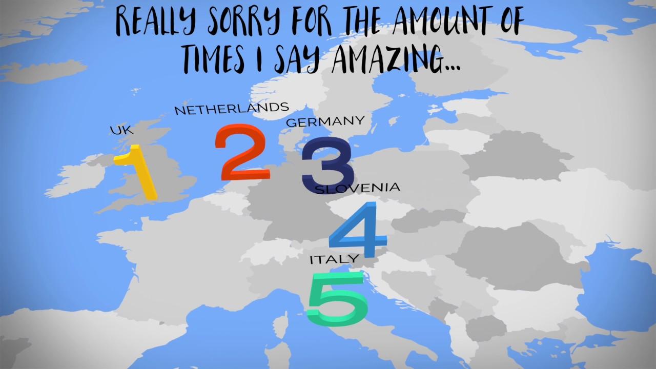 My epic euro trip plan enjoying the vanlife youtube my epic euro trip plan enjoying the vanlife gumiabroncs Choice Image