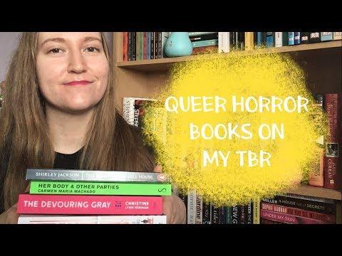 Queer Horror Books On My TBR