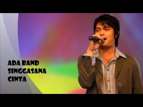 Ada Band : Singgasana Cinta (Lirik)