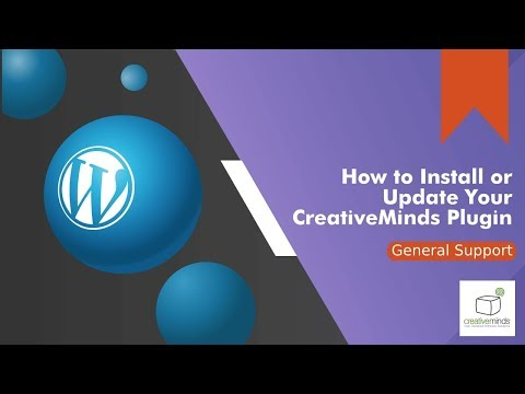 How to Install or Update a CM WordPress Plugin