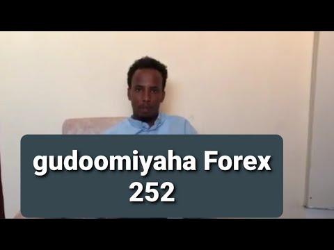 Deg deg gudoomiyaha shirkada #FOREX 252 oo kahadlay qaabka ey uqasaartay....