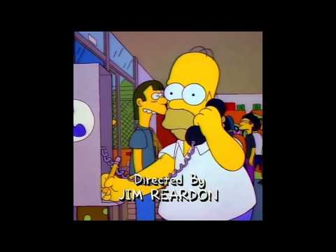 The Lottery - The Simpsons