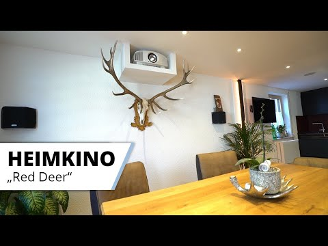 Heimkino ''Red Deer