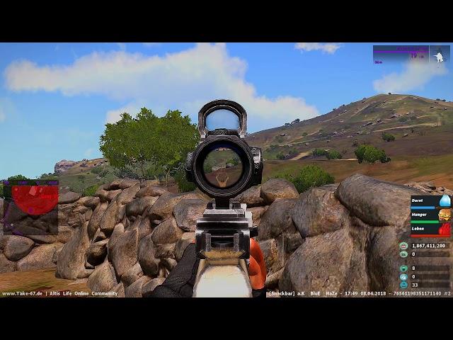 ArmA 3 | Take-67/Eisenschmiede Kill Montage #9 | ABSTRACT