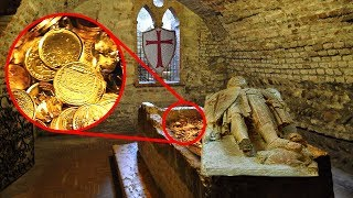Most MYSTERIOUS Facts About The Knights Templar!