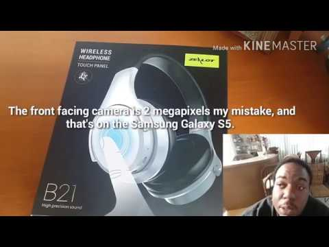 bbe69bafc12 Zealot B21 Bluetooth Headphones Unboxing & First Impressions - YouTube