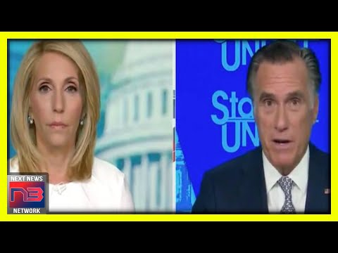 SHAME! RINO Romney RUNS to CNN With IMPEACHMENT Announcement Sealing His Place In History