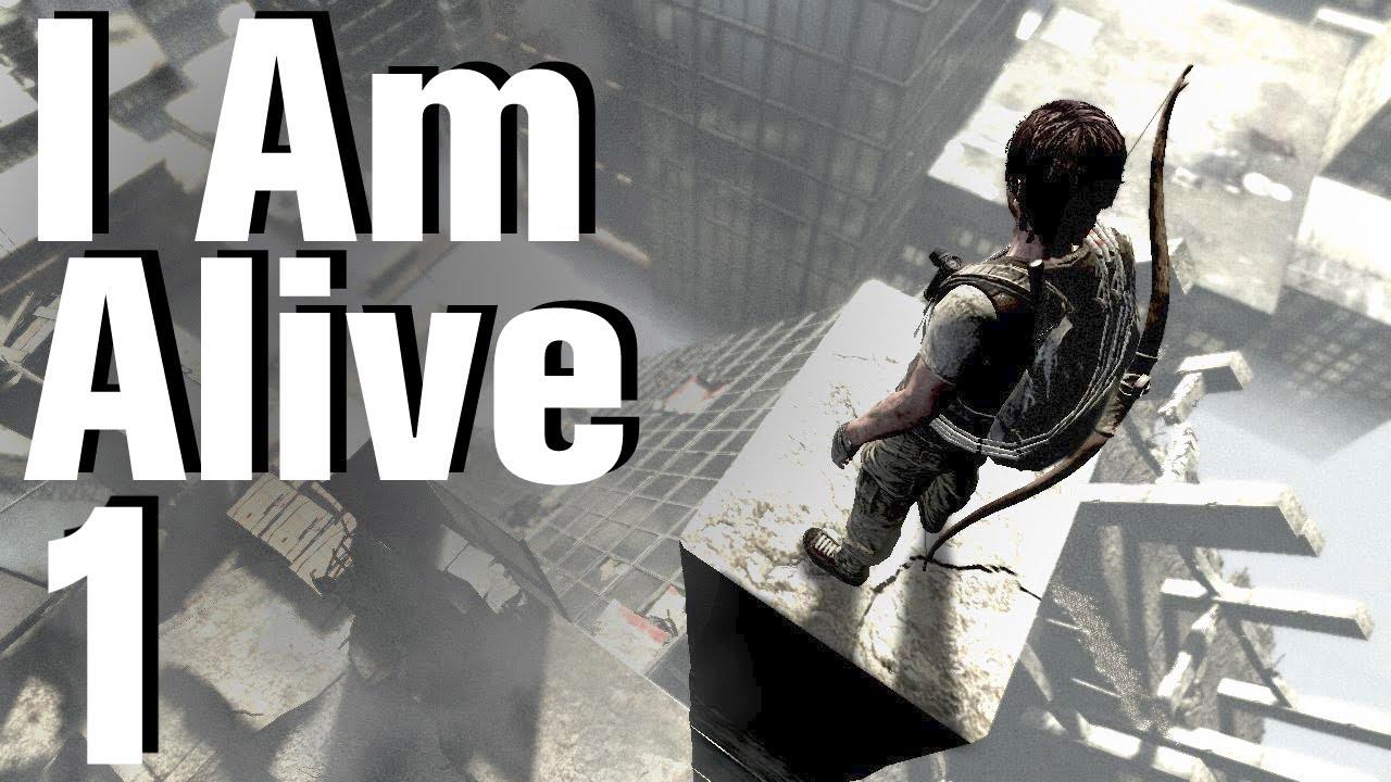 I am alive прохождение казино сьерра мадре продам игровые автоматы 623