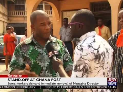 Energy Crisis - The Pulse on Joy News (26-1-17)