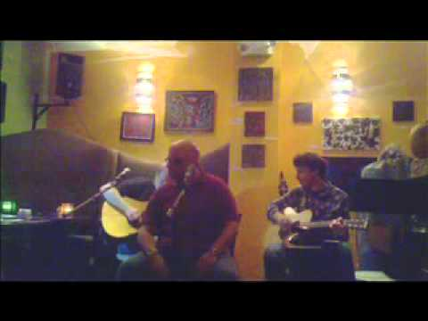 "Dave Rudbarg & Friends Unplugged@ the Path Cafe-""Keep On Smilin"".."
