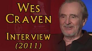 Wes Craven Interview (2011) - [24 mins]
